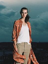 Découvrez nos Imprimés                  Robe/Chemise Paillette - T-Shirt Pablo - Pantalon Progrès